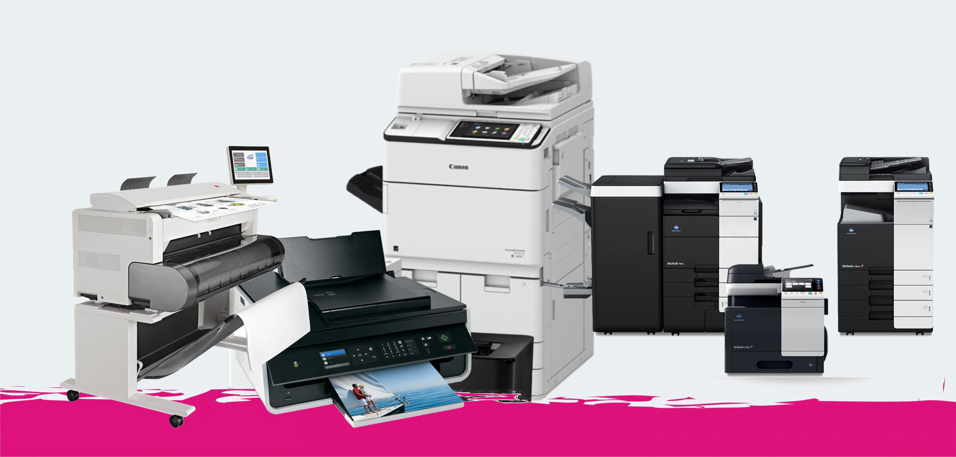 Printer Leasing Dubai