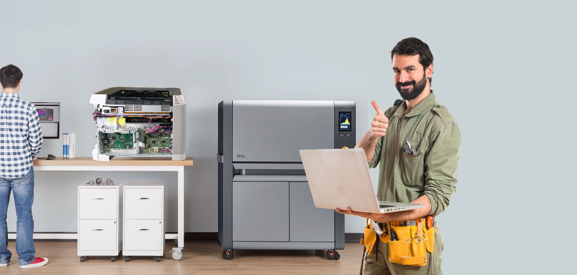 Printer Repairs Dubai